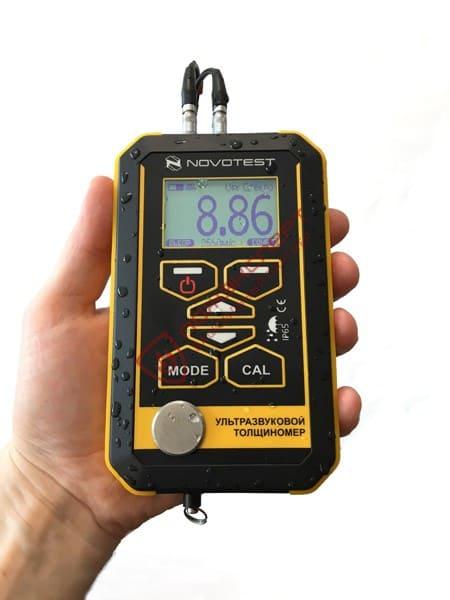 Ультразвуковой толщиномер NOVOTEST УТ-1(IP)