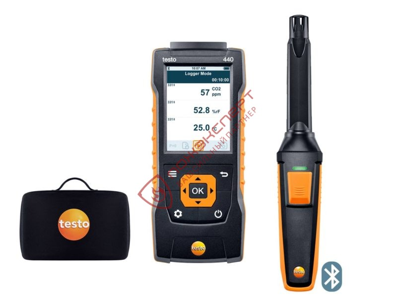 testo 440 Комплект CO2 c Bluetooth