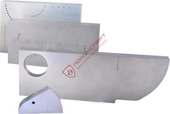 Стандартные образцы для ультразвукового контроля